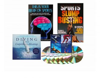 Best Mental Toughness Training Package for Diving
