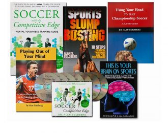Best Mental Toughness Training Package for Soccer
