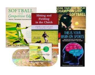 Best Mental Toughness Training Package for Softball