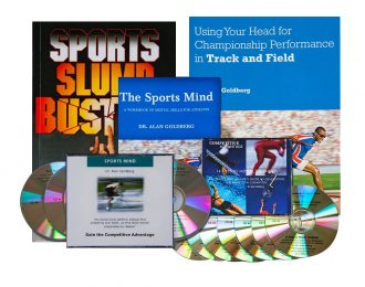 Best Mental Toughness Training Package for Track & Field
