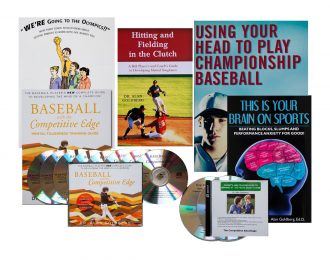 Coaches' Mental Toughness Training Package for Baseball