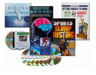 Coaches' Mental Toughness Training Package for Divers