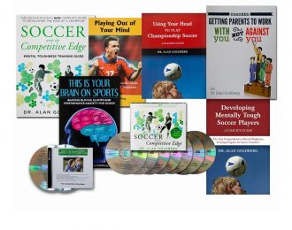 Coaches' Mental Toughness Training Package for Soccer