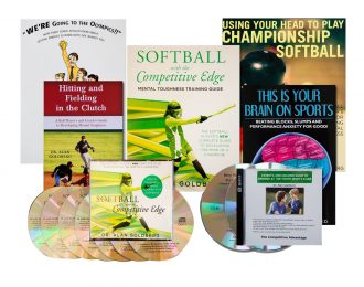 Coaches' Mental Toughness Training Package for Softball
