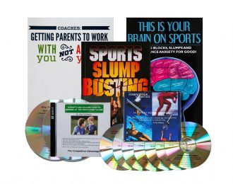 Coaches' Mental Toughness Training Package for All Sports