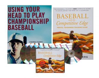 Original Mental Toughness Training Package for Baseball