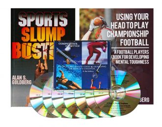 Original Mental Toughness Training Package for Football
