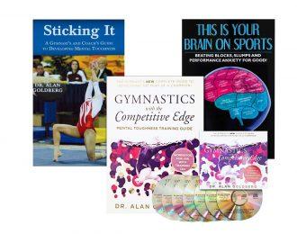 Original Mental Toughness Training Package for Gymnastics