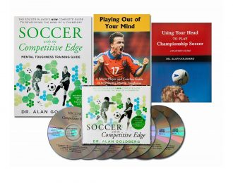 Original Mental Toughness Training Package for Soccer Players