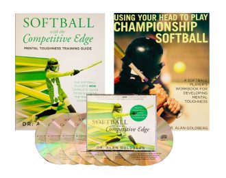 Original Mental Toughness Training Package for Softball