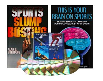 Original Mental Toughness Training Package for Skiing