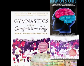 Original Mental Toughness Training Package for Cheer